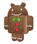 android gingerdroid 3d